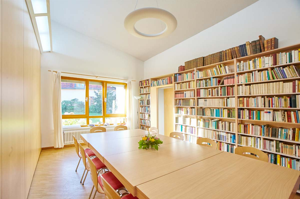 Sitzungsraum im Dag-Hammarskjöld-Haus