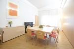 Seminar- und Therapieraum im Dag-Hammarskjöld-Haus