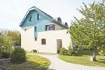 Ausssenansicht des Valborg-Werbeck-Svärdström-Hauses