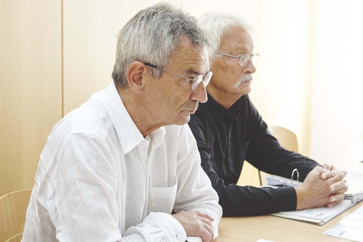 Großes Engagement des Vorstands unseres Trägervereins von Camphill Alt-Schönow