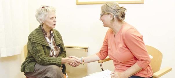 Gewaltprävention ist auch ein wichtiges Thema in Camphill Alt-Schönow