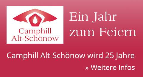25 Jahre Camphill Alt-Schönow