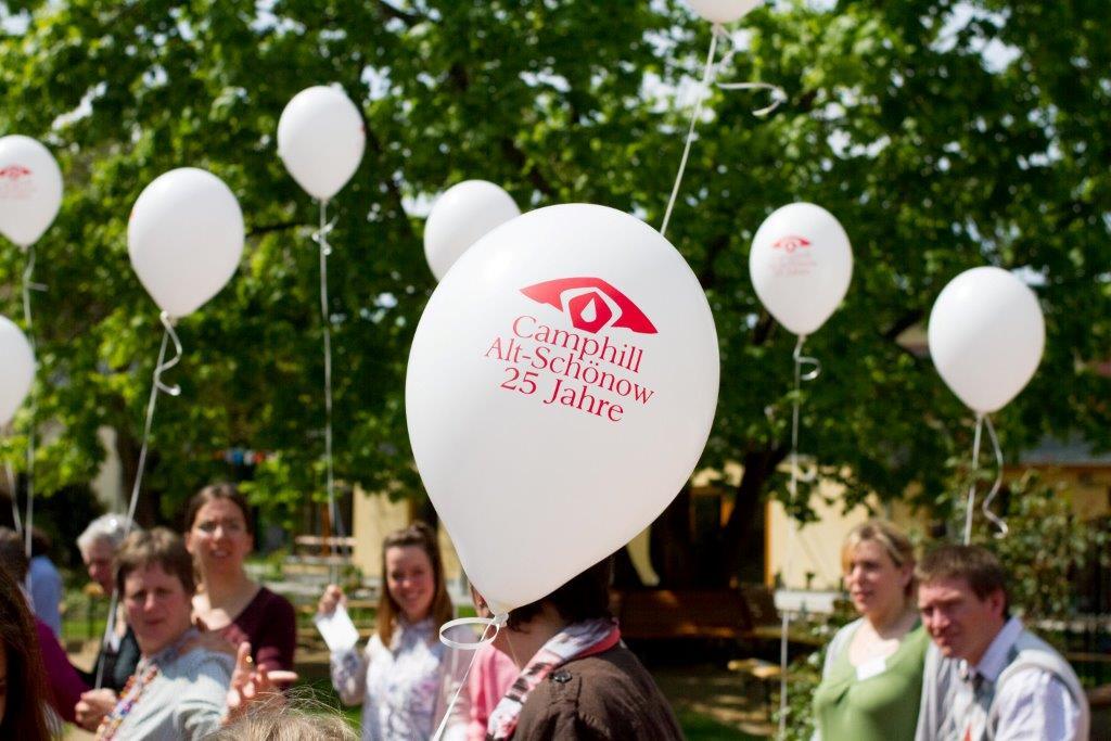 Festakt – 25 Jahre  Camphill Alt-Schönow